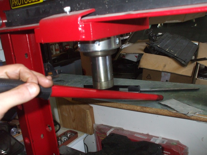 presse hydraulique 20T Protools Presse20t2